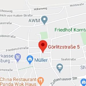 Dr.Beate Reichert-Scholl, Fachzahnärztin, Korntal-Anfahrt